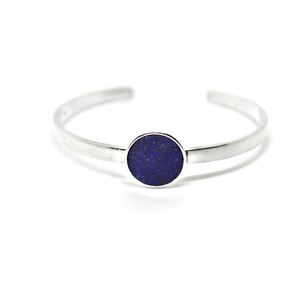 simple bangle- Lapis lazuli