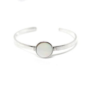 simple bangle Mother-of-Pearl